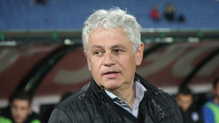 Стойчо Стоев: Мач на нерви, липсваха футболните неща
