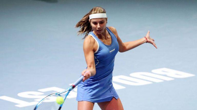 Томова достигна четвъртфинал на турнира от WТА в Богота