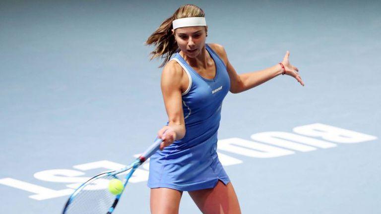 Томова срещу китайка във втория кръг на WTA250 в Богота