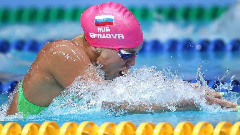 Юлия Ефимова се класира за Олимпиадата, 16-годишна я победи