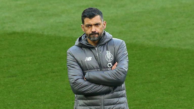 Рома се насочва към треньора на Порто