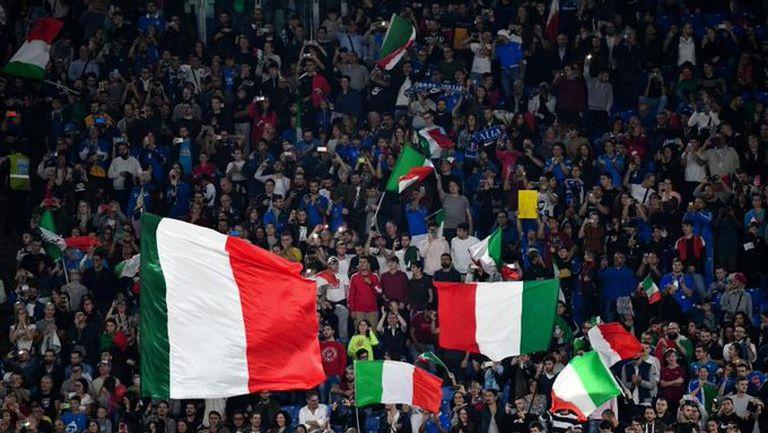 Рим може да приеме мачове с публика на Евро 2020