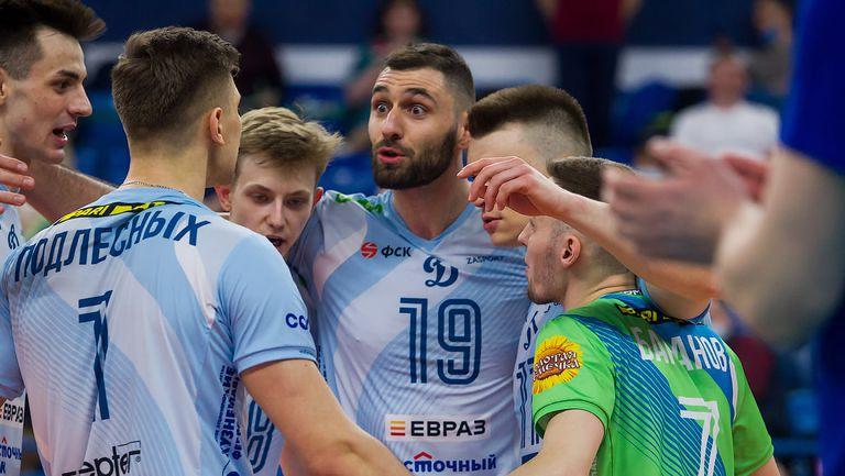 Цветан Соколов с 22 точки, Динамо (Москва) обърна Зенит (Санкт Петербург) и се приближи до полуфинал в Русия (снимки)