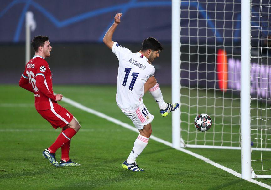 Реал Мадрид - Ливърпул 3:1