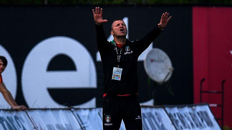 Костадин Ангелов: Знаехме че Локомотив има слабост при статични положения и се възползвахме максимално