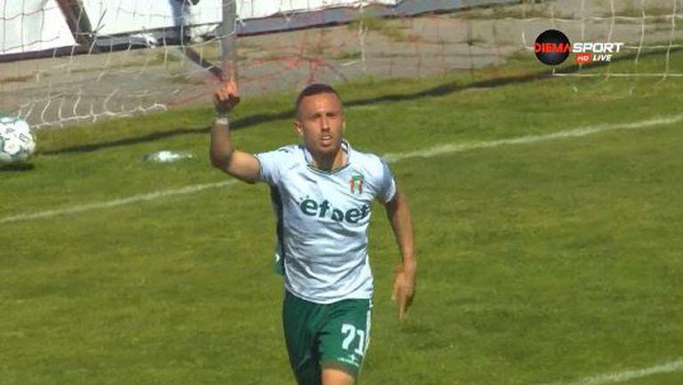 Тони Иванов оформи класически резултат за Янтра срещу Локо (Сф)