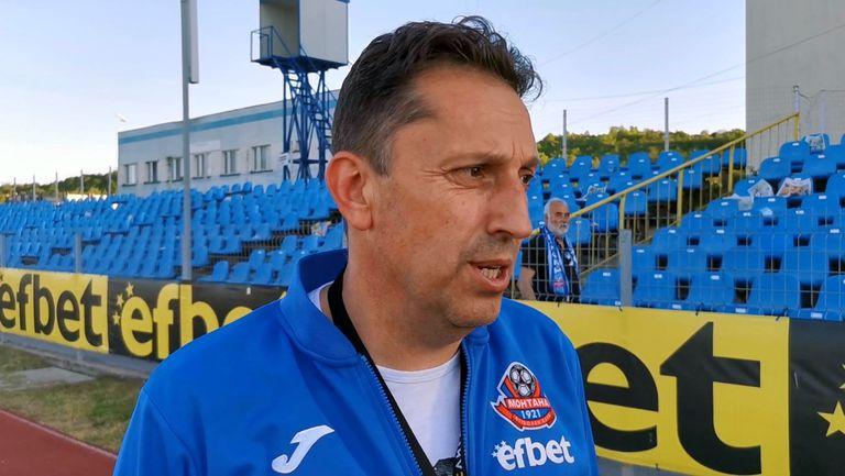 Атанас Атанасов: И във Враца ще играем по същия начин