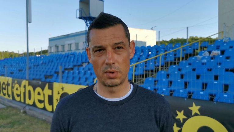 Александър Томаш: Очевидно промяната зависи от класирането на един отбор