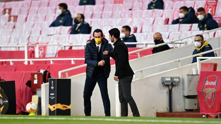 Унай Емери за пети път на финал в Лига Европа