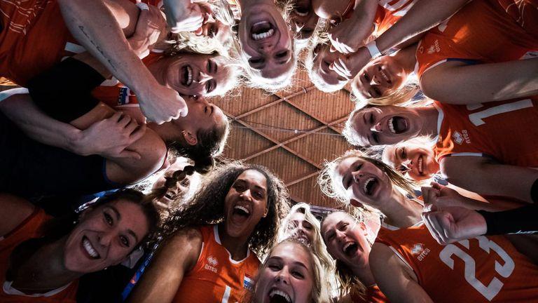Лига на нациите (жени): Япония - Нидерландия 0:3