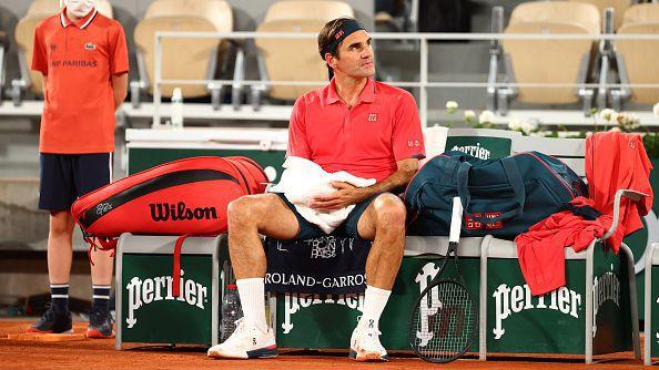 """Роджър Федерер се оттегли от """"Ролан Гарос"""""""