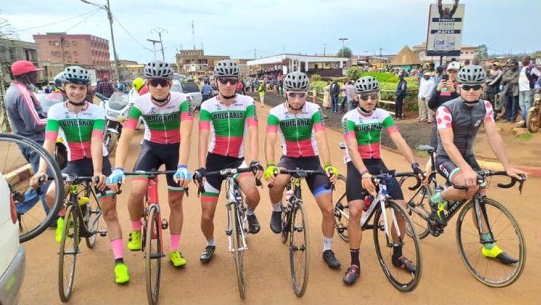 Двама българи се класираха на подиума в колоездачната Обиколка на Камерун🚴