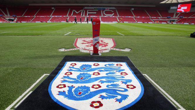 """Англия ще играе приятелските си мачове преди Евро 2020 на """"Ривърсайд"""""""
