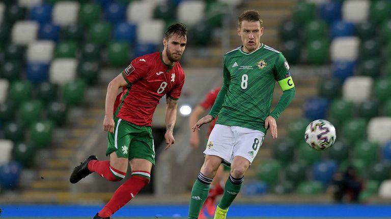 Националният отбор на България слезе с три места в ранглистата на ФИФА