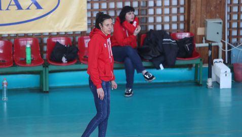 Юлия Иванова: Загубихме заради наши грешки, момичетата трябва да преживяват такива мачове