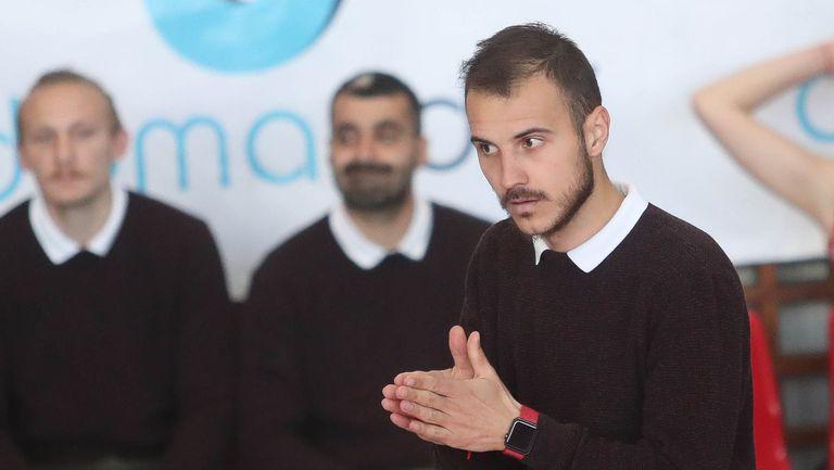Борислав Крачанов: Благодаря на ЦСКА за чудесния мач, насладата на финала трябва да е водеща