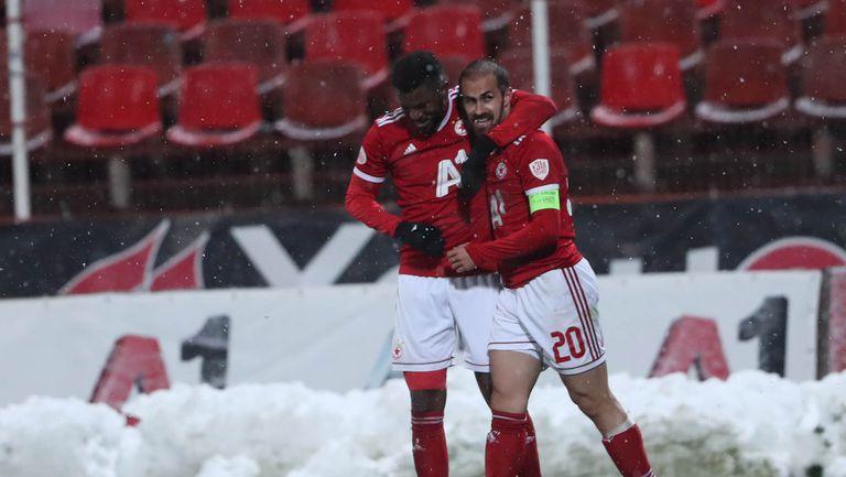 Тиаго разпечата вратата на Лудогорец в 77-ата минута