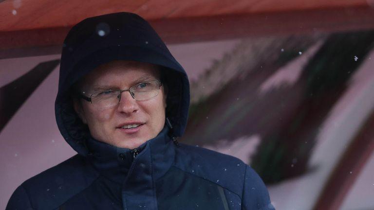 Дамбраускас: Дойдохме да атакуваме, не видях голяма промяна в ЦСКА