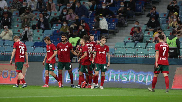 Локо (Москва) пребори десетима от Сочи и е на 1/2-финал за Купата на Русия
