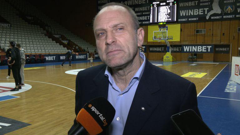 Тити Папазов: Спечелихме с малко повече характер