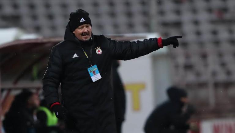 Любослав Пенев: Доволен съм от момчетата, винаги играем за победа