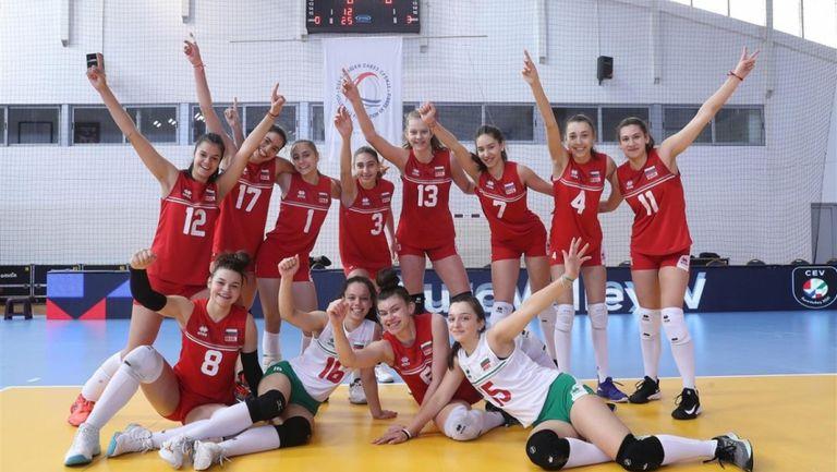 България спечели домакинство на европейска квалификация за девойки U16