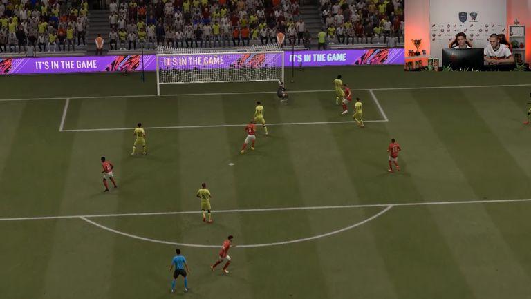FIFAe Nations Series  контролa: България - Чехия 1:0