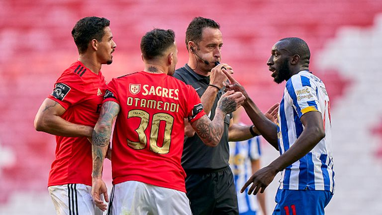 Мечтите на Порто за титла се изпаряват след равенство в дербито с Бенфика