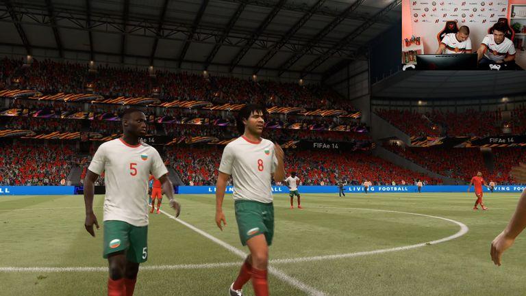 FIFAe Nations Series  контролa: България - Норвегия 1:3