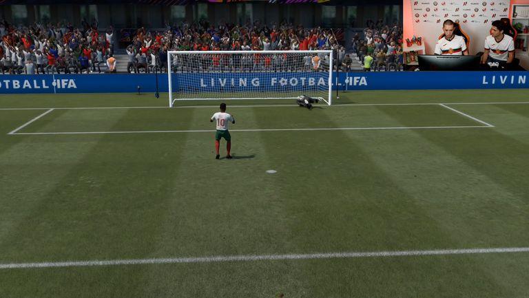 FIFAe Nations Series  контролa: България - Норвегия 3:3 (3:4)