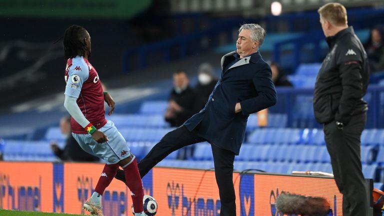 Анчелоти: Най-добрите играчи и треньори са във Висшата лига, не очаквах Моуриньо да поеме Рома
