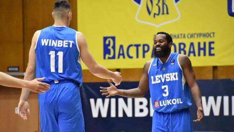 Левски Лукойл обезобрази Балкан и се доближи на победа от финала