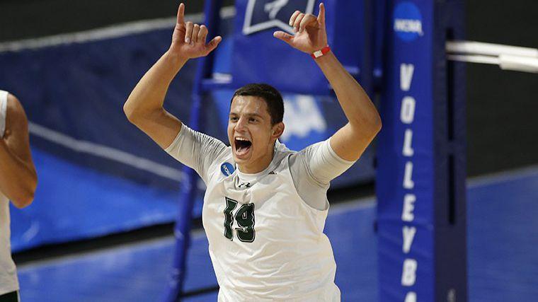 Радо Парапунов изведе университета на Хавай до финала в NCAA (видео) 🏐