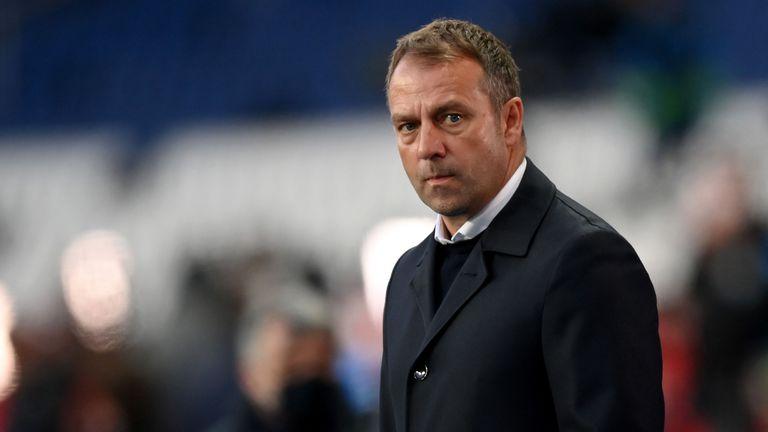 Флик: Да си треньор на Германия е нещо специално