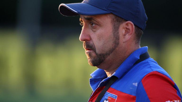 Владимир Димитров: Имахме своите шансове и можеше да се получи съвсем различен мач