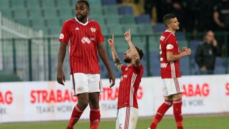 ЦСКА-София освободи петима и взе 8 нови футболисти (ето техните имена)