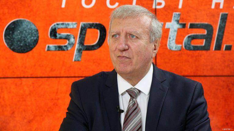 Томов: В момента нямам никакви претенции към акциите на ЦСКА