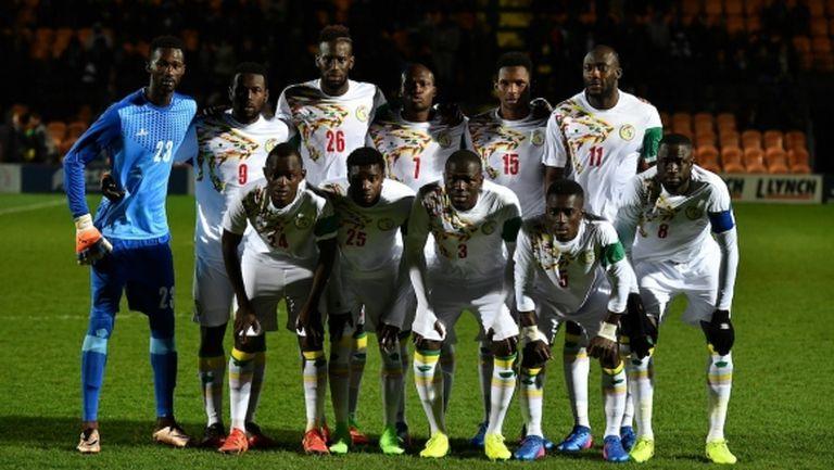 Сенегал надви Южна Корея в последната си контрола