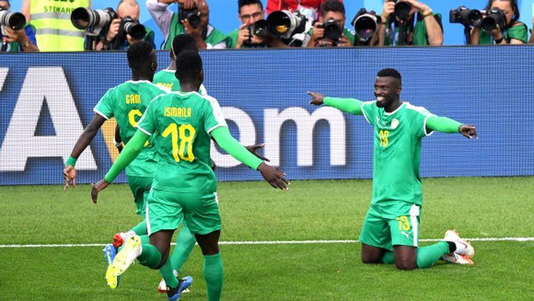 Сенегал наказа грешките на Полша за първи африкански триумф (видео)