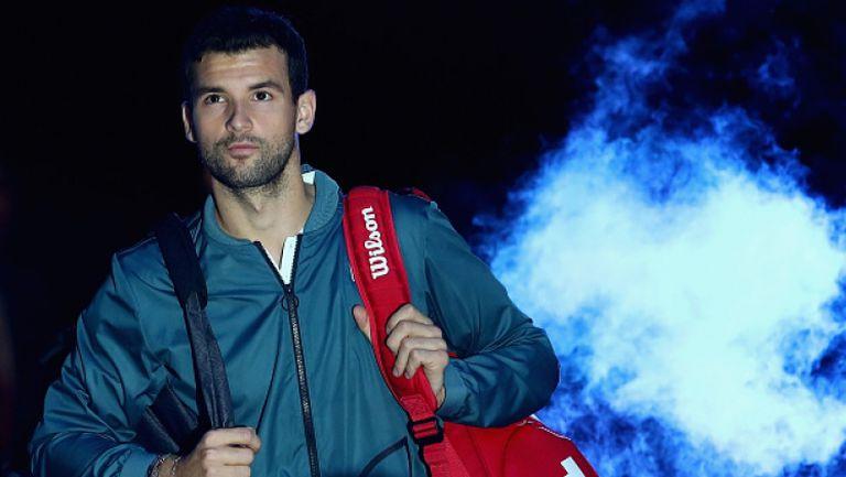 Григор Димитров: Не изиграх най-добрия си мач, но исках победата с душата си