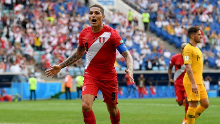 Красивият футбол на Перу даде резултат с успех над Австралия (видео)