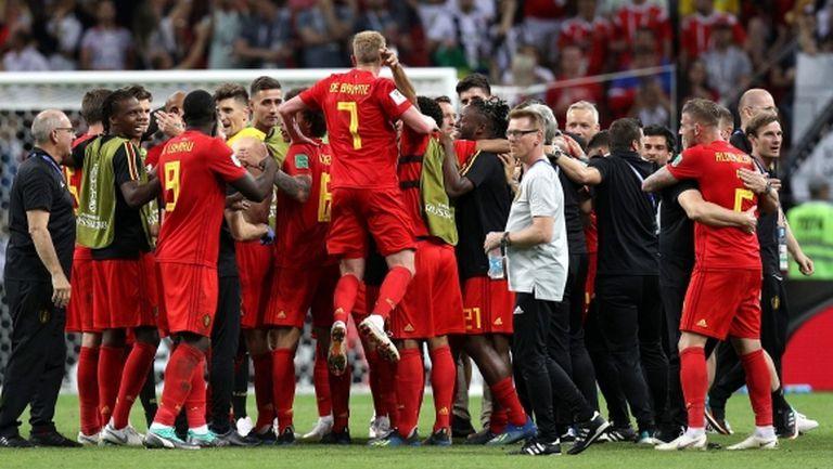 Ще видим ли 10-и голмайстор за Белгия?