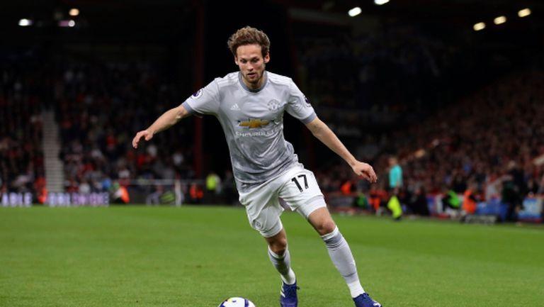 Ненужен в Юнайтед вече е при новия си клуб