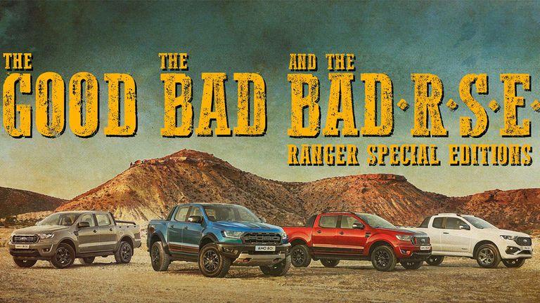 """Нова версия на Ranger Raptor главен герой в """"Добрият, Лошият и Злият RSE"""""""