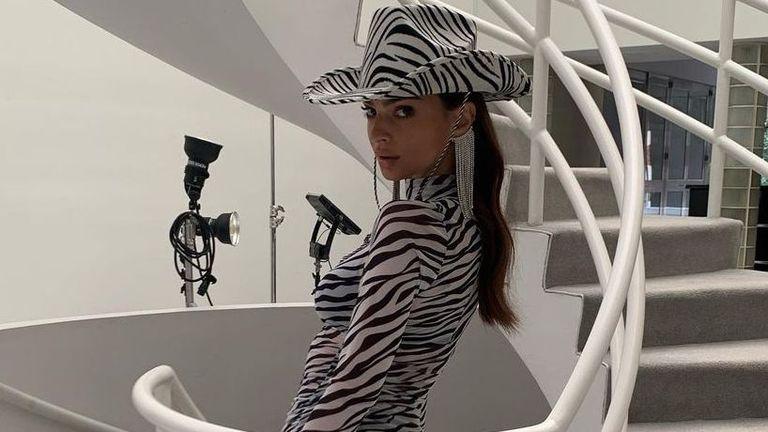 Емили Ратайковски показа топ форма🤤