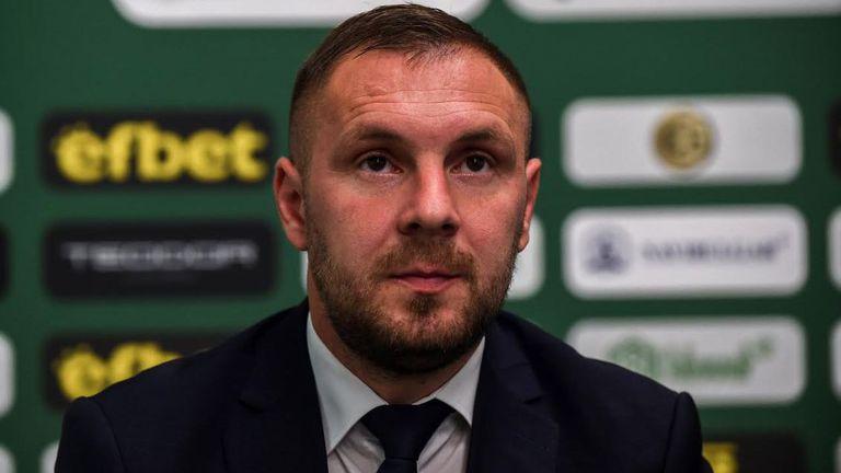 Моци: Искам да постигна същите резултати като директор, каквито имах и като футболист