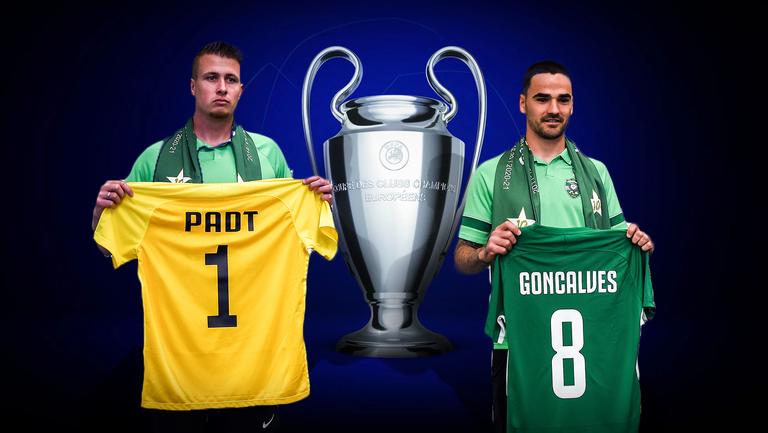 Серджио Падт и Клод Гонзалвеш: Искаме да играем в Шампионската лига