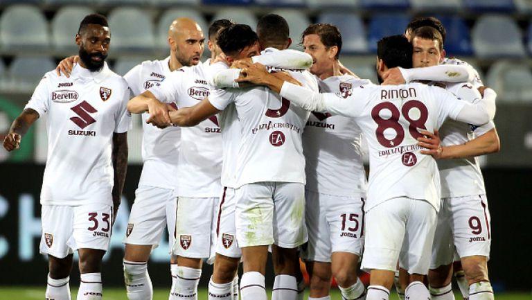 Торино надви Каляри в битката за оцеляване