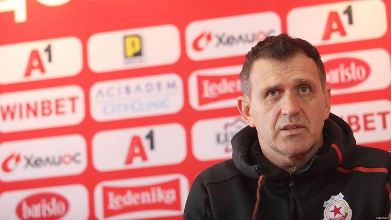 Акрапович чака медал от ЦСКА-София при успех за Купата