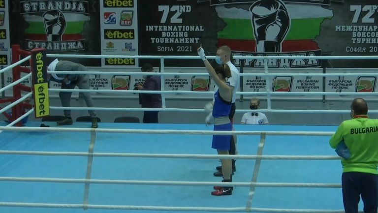 Станимира Петрова отказа Деа Боланка във втория рунд